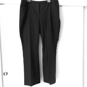 Trousers with Black/White dots pattern